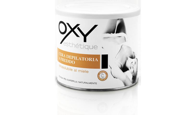 Water-soluble depilatory wax