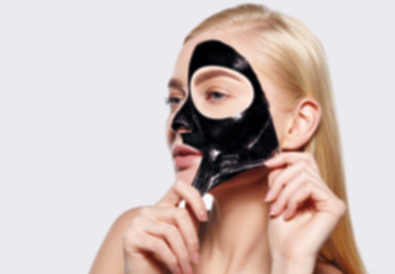 Peel Off Black Mask