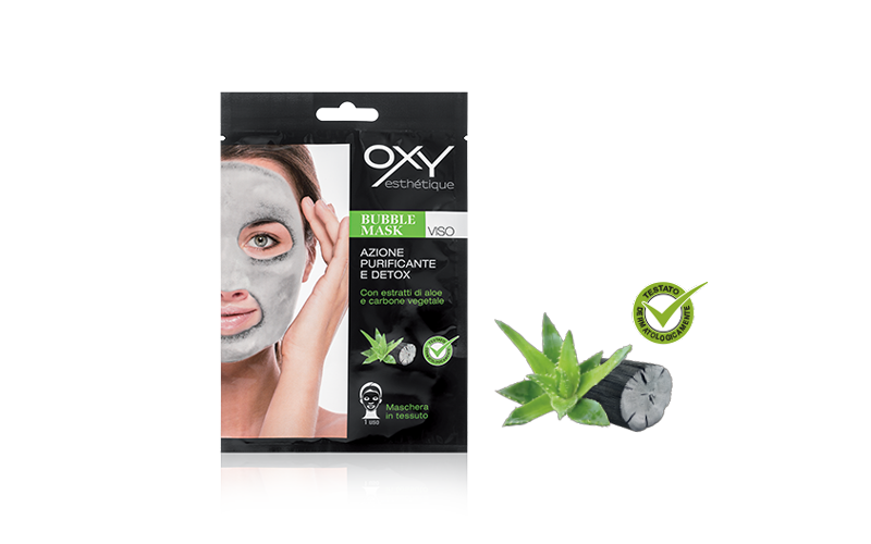 BUBBLE MASK VISO